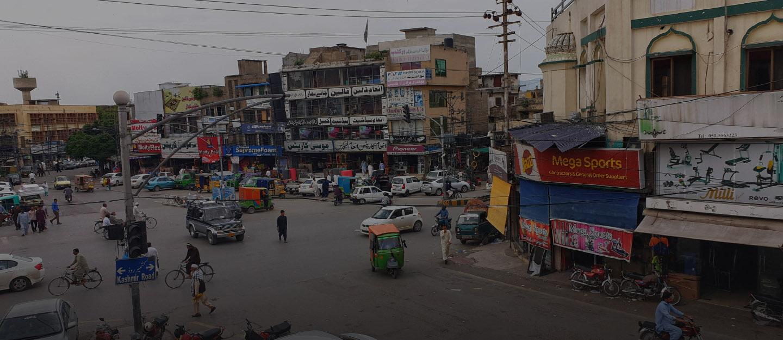 Kohinoor City, Faisalabad