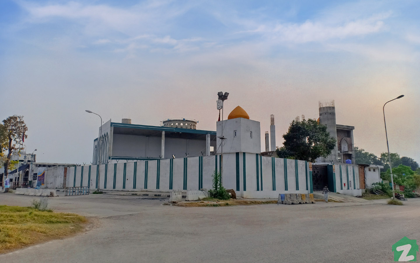 Mosques in G-6, Islamabad