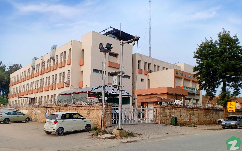 Hospitals in G-6, Islamabad