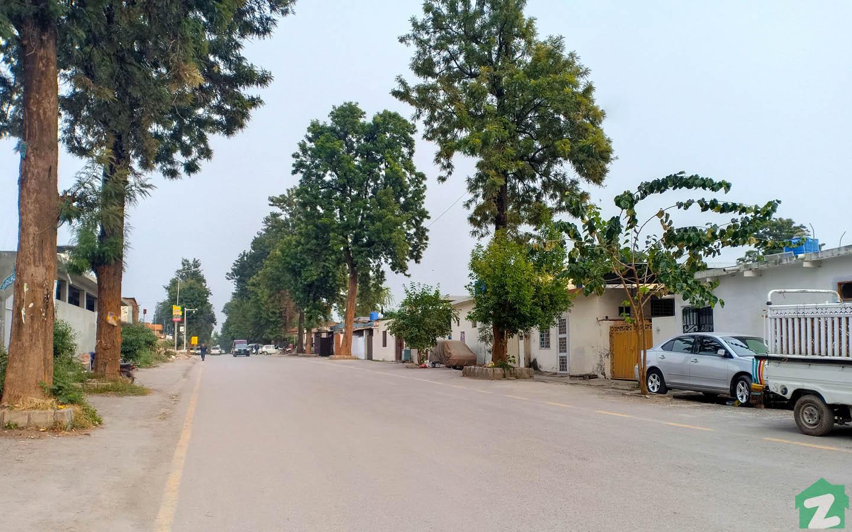 Roads in G-6, Islamabad