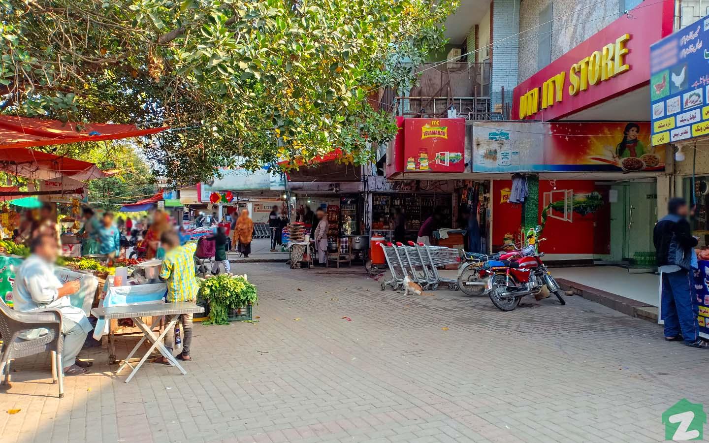 Markets in G-6, Islamabad