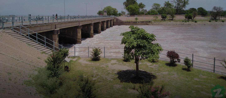 Marala Headworks, Sialkot