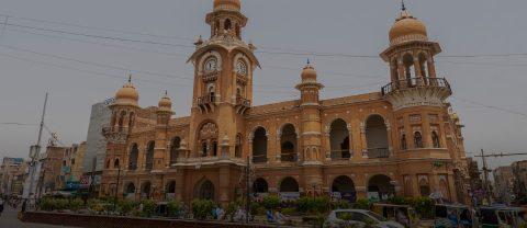 Sher Shah Road, Multan