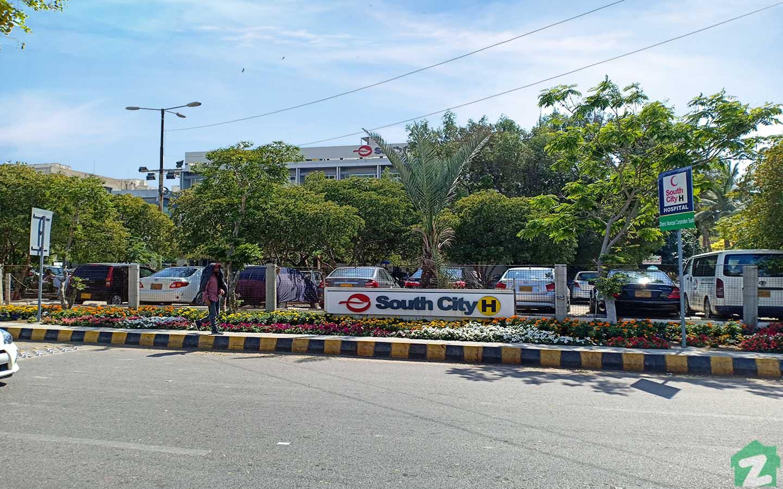 Hospitals near Phase 7 DHA Karachi