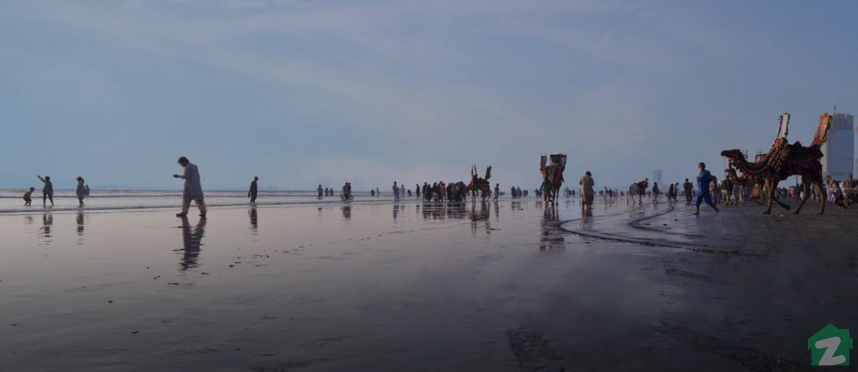 Karachi Sea view near Phase 6 DHA Karachi