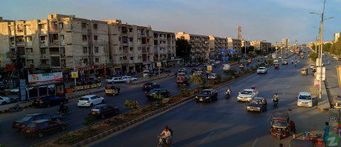 Al-Hilal Society, Karachi