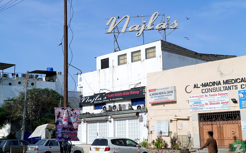 Salons in Gulistan-e-Jauhar, Karachi