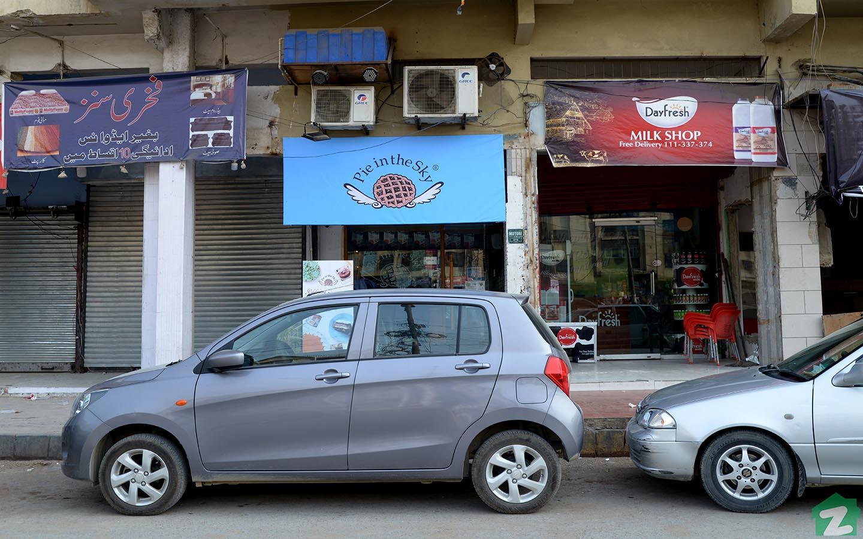 Bakeries in Gulistan-e-Jauhar, Karachi