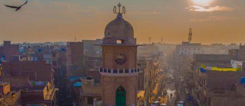 Landi Arbab, Peshawar