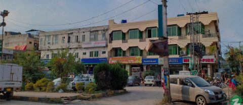 Agha Shahi Avenue Islamabad