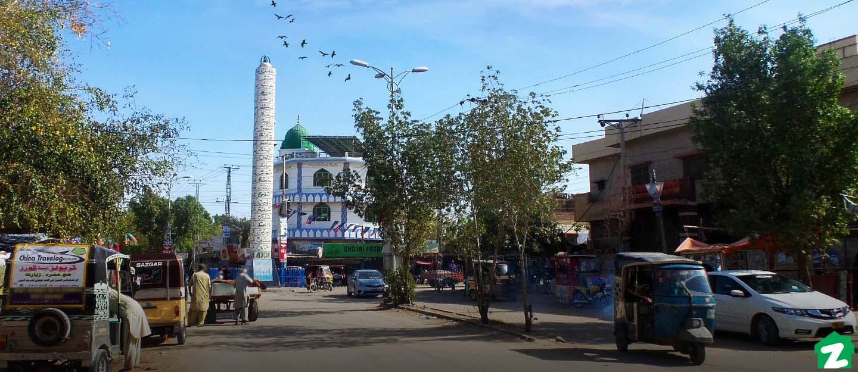 Mosques near Isra Village Hyderabad