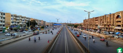Sharah-e-Pakistan, Karachi