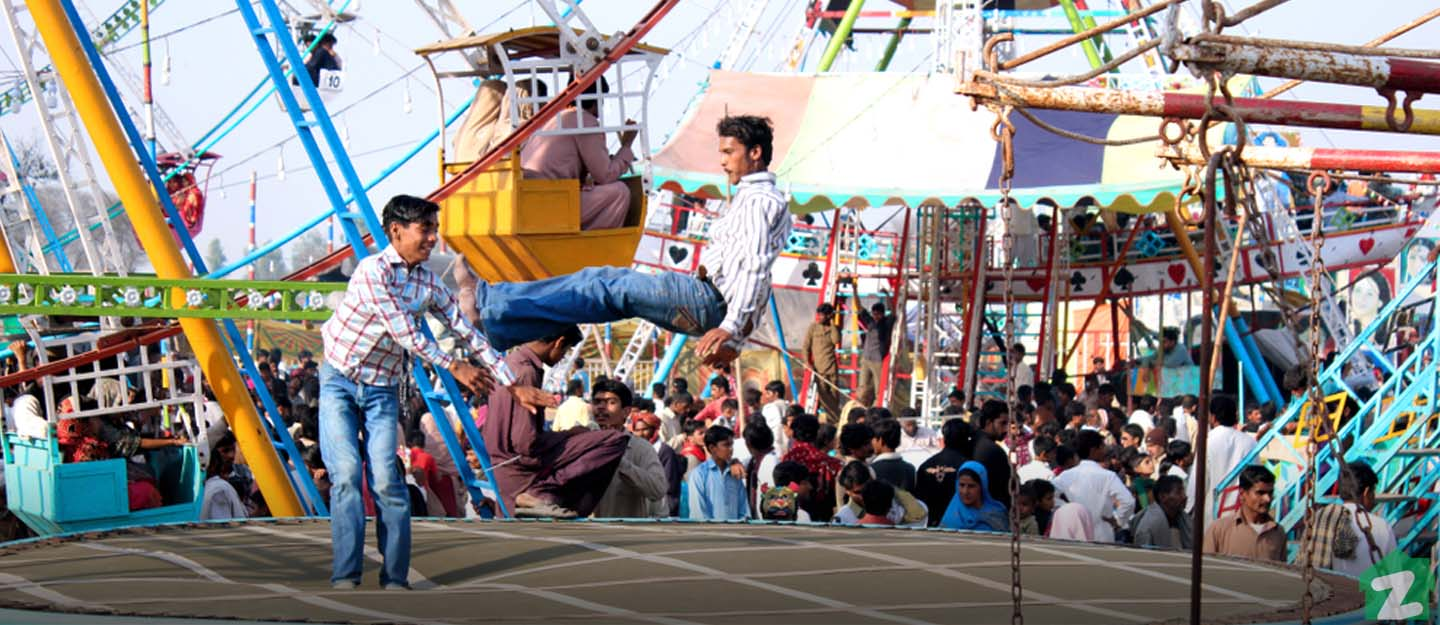 Centuries old Festival can indeed be a treat for those living near Faisalabad Road, Okara