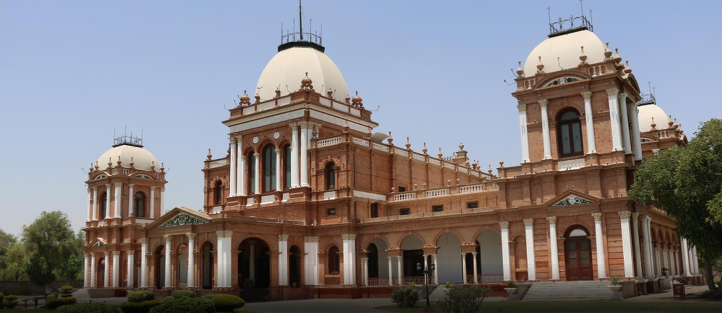 Bahawalput Palaces are located less than a 15 minute drive away from Chak 9