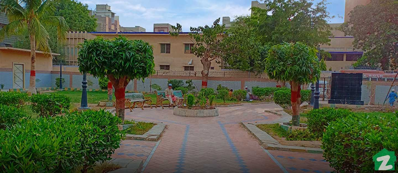 Shah Faisal Town