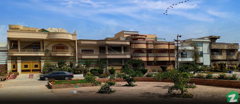 Scheme 45, Karachi