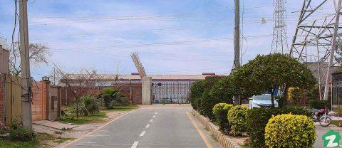 Irrigation Cooperative Housing Society, Lahore