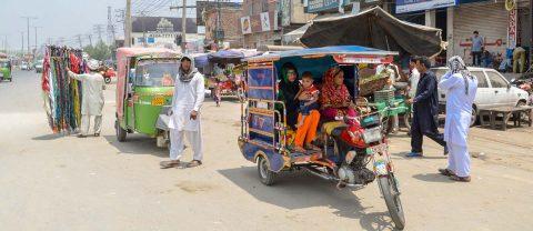 Poonch Road, Lahore