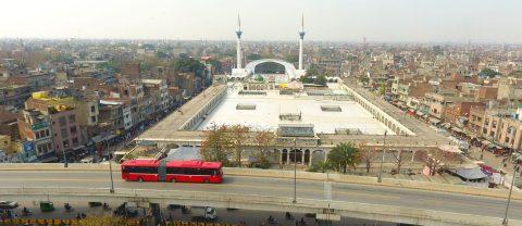 Data Darbar Road Lahore